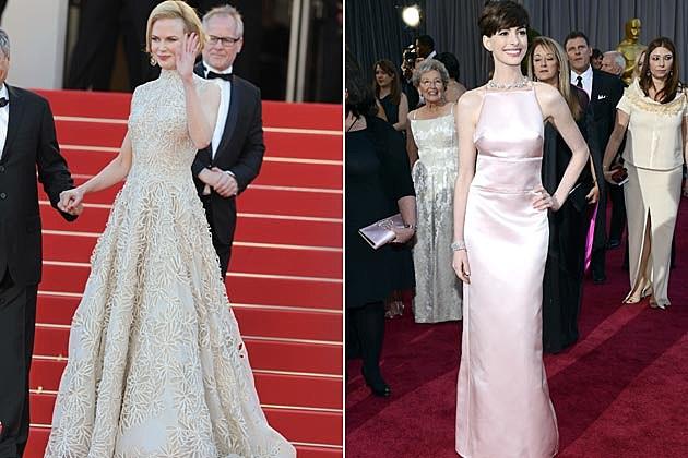 Nicole Kidman Anne Hathaway