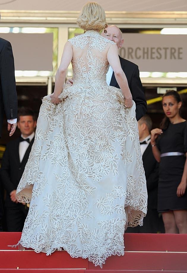 Nicole Kidman Valentino Cannes
