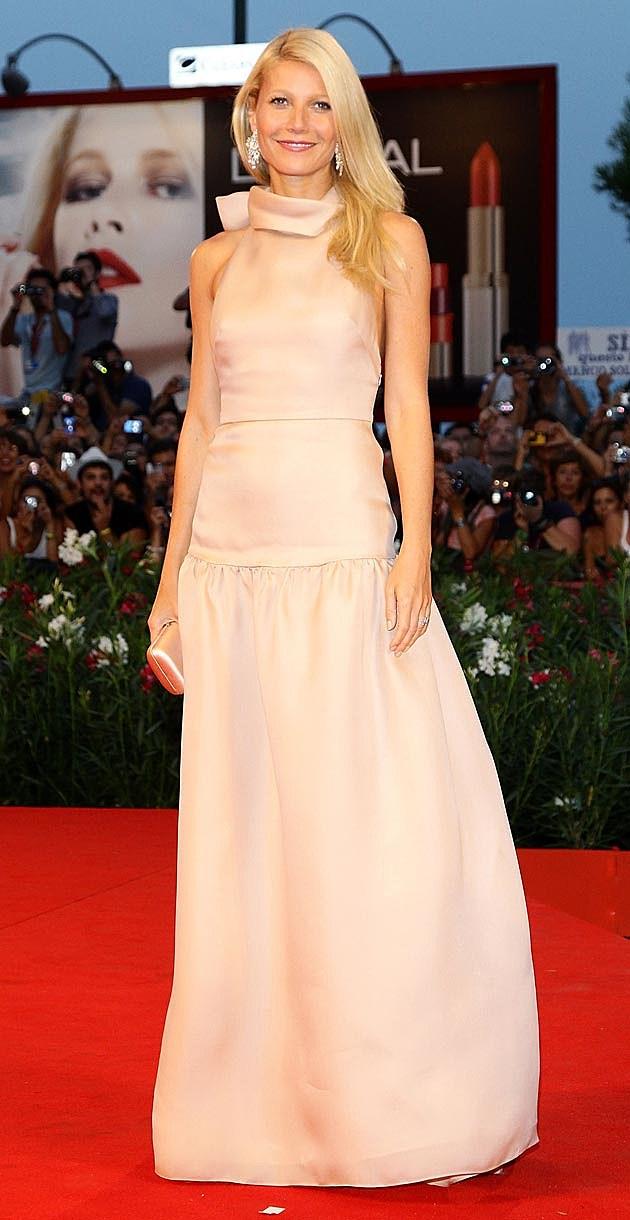 Gwyneth Paltrow Pink Prada