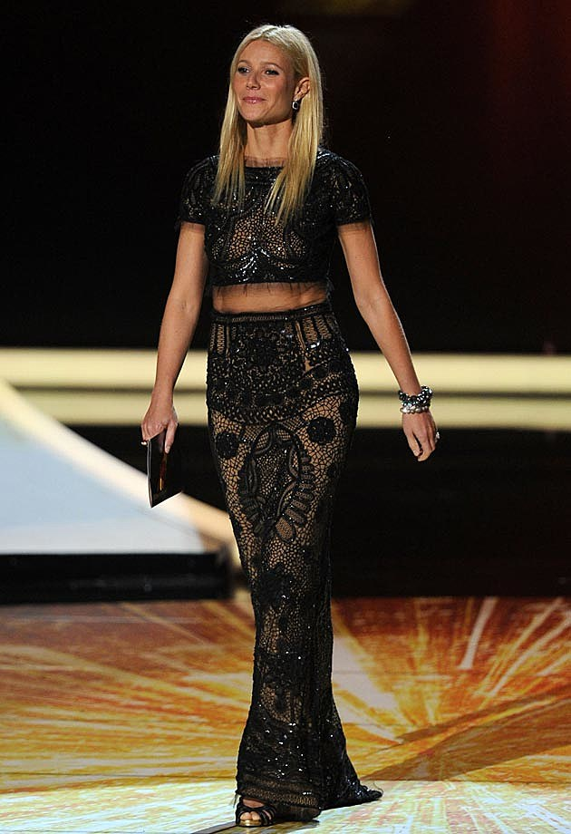 Gwyneth Paltrow Pucci Emmys