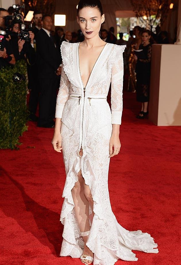 Rooney Mara 2013 Met Gala Givenchy