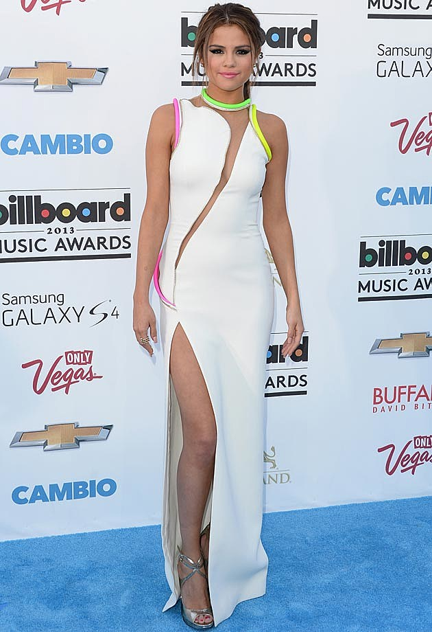 Selena Gomez Atelier Versace 2013 Billboard Music Awards