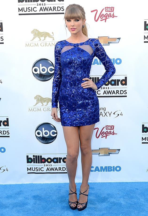 Taylor Swift 2013 Billboard Music Awards Zuhair Murad