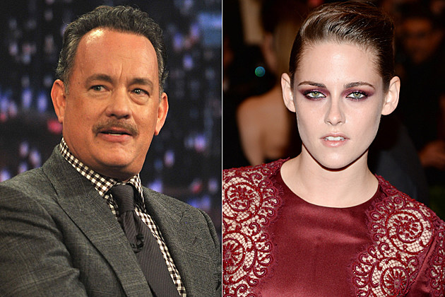 Tom Hanks Kristen Stewart