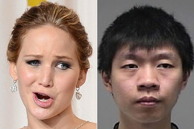 Jennifer Lawrence Zhao Han Cong stalker