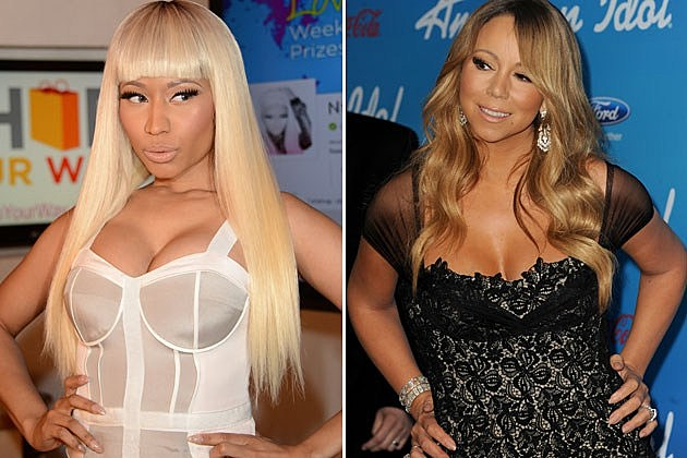Nicki Minaj / Mariah Carey