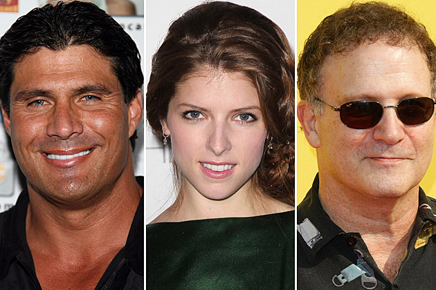 Jose Canseco, Anna Kendrick, Albert Brooks
