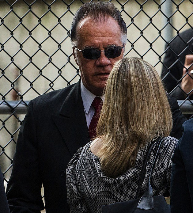 Tony Sirico James Gandolfini Funeral