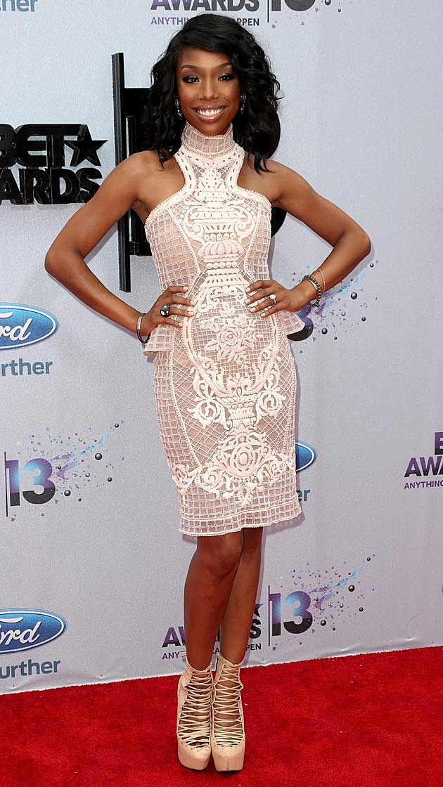 Brandy Norwood 2013 BET