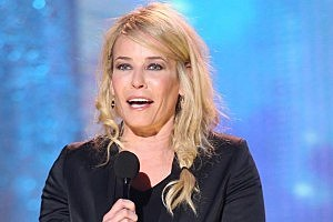 Chelsea Handler Side Braid
