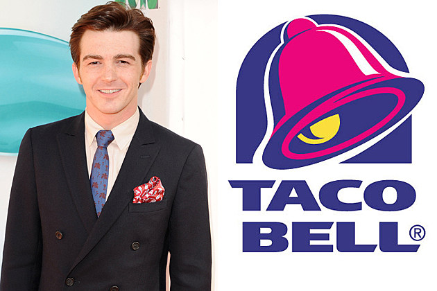 Drake Bell Taco Bell