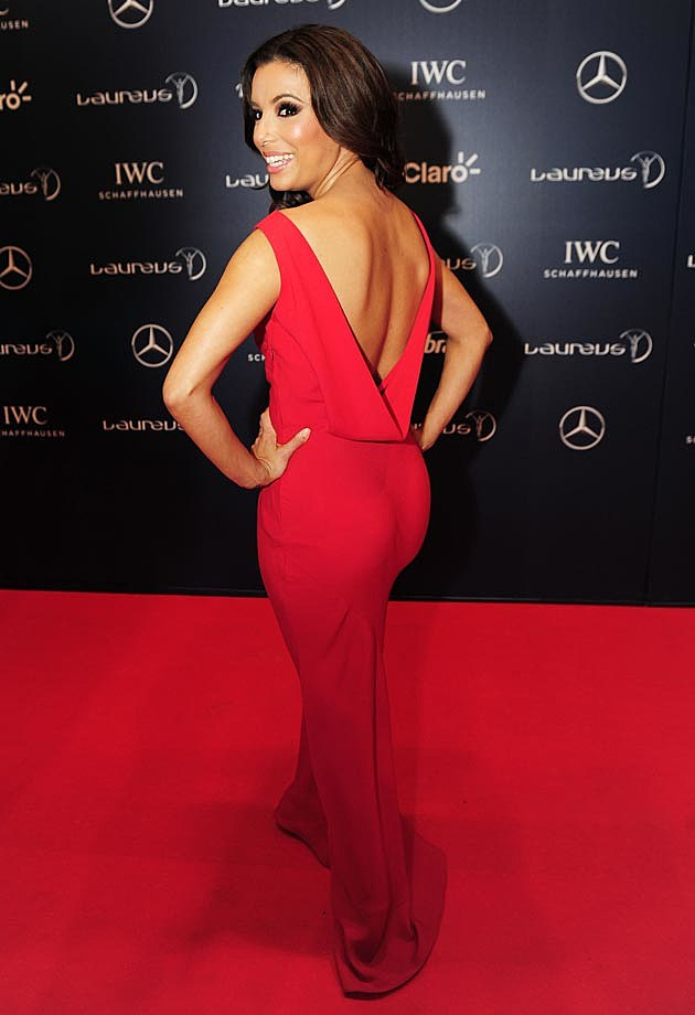 Eva Longoria Red Hot