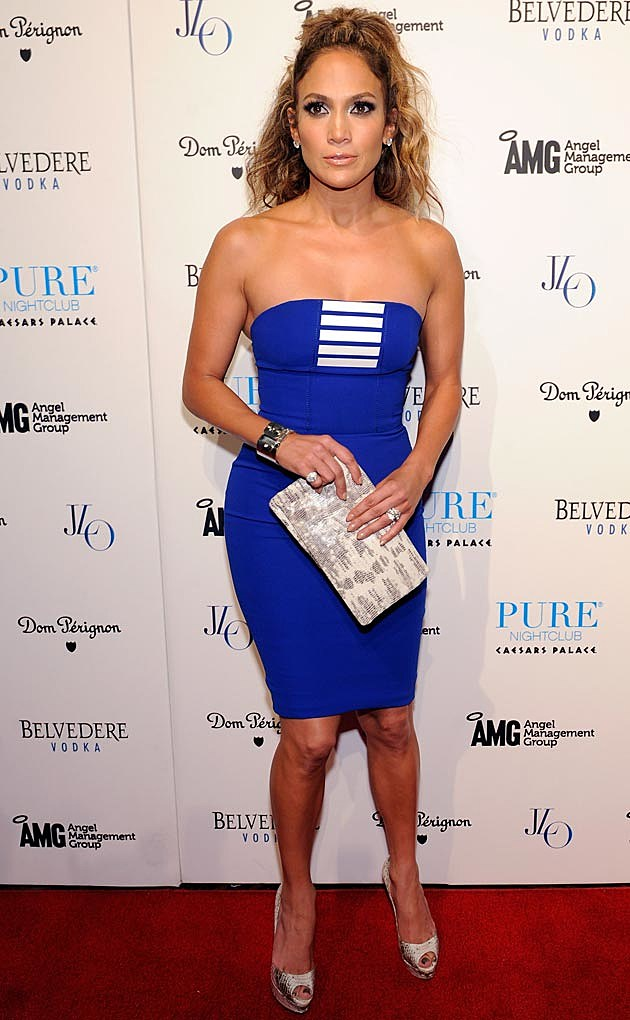 Jennifer Lopez Georges Chakra Mini