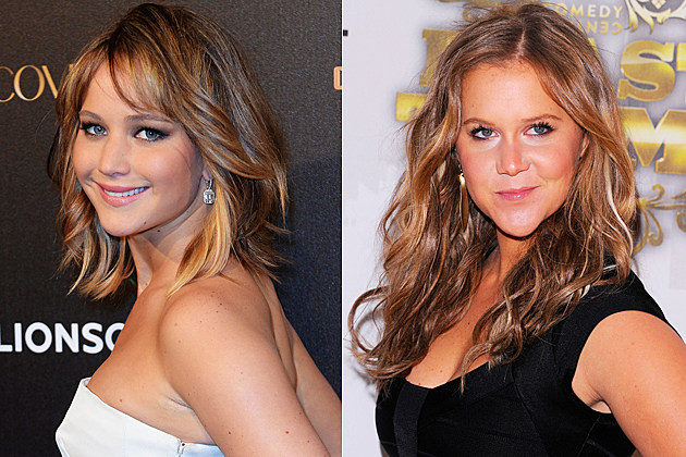 Jennifer Lawrence Amy Shumer