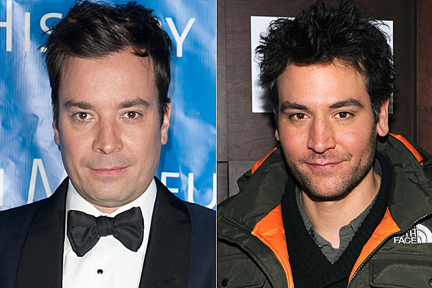 Jimmy Fallon Josh Radnor