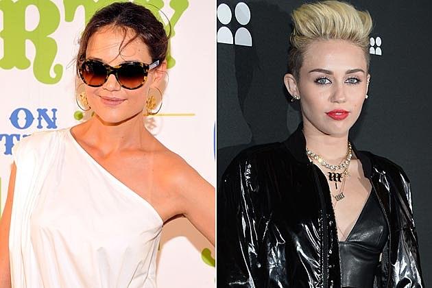 Katie Holmes Miley Cyrus Best Worst