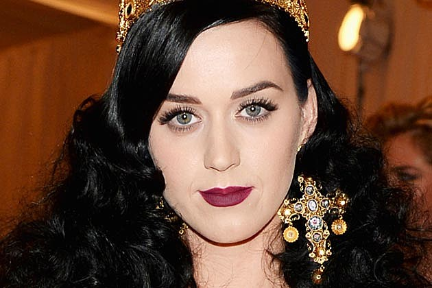 Katy Perry Berry Lips