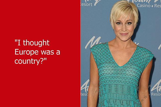 Dumb Celebrity Quotes Kellie Pickler