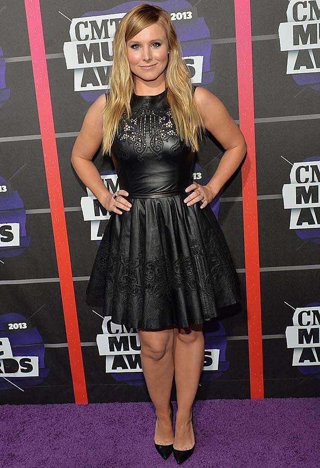 Kristen Bell 2013 CMT Awards Zuhair Murad