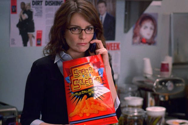 Liz Lemon food