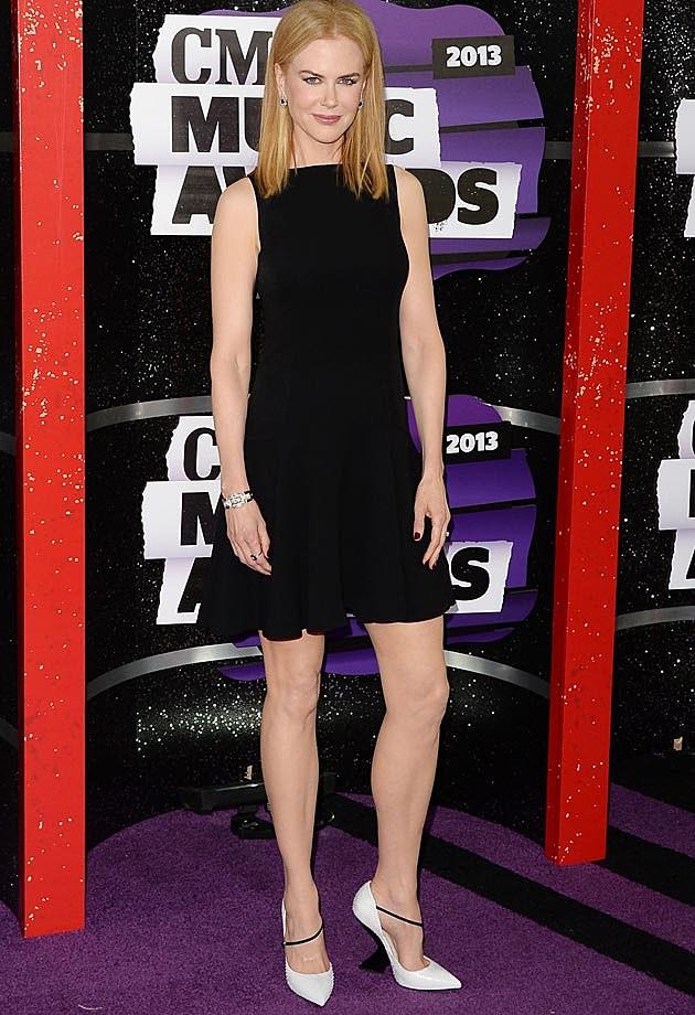 Nicole Kidman 2013 CMT Awards Dior