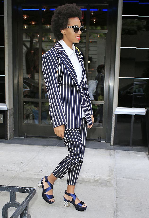 Solange Stripes