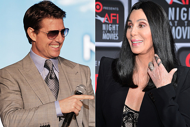 Tom Cruise Cher