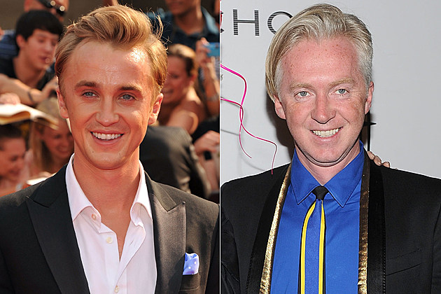 Tom Felton Philip Treacy