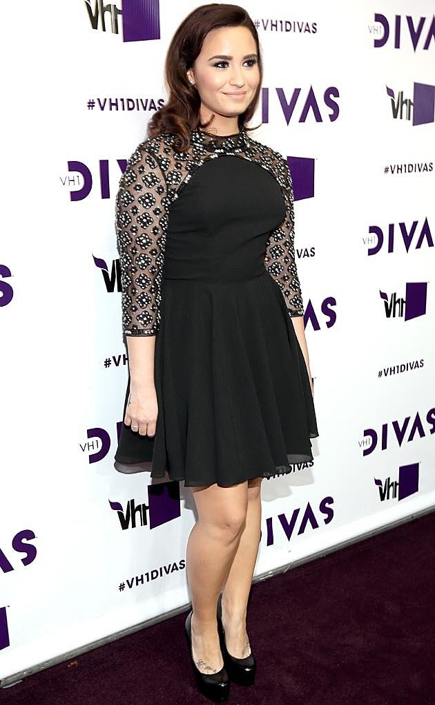 Demi Lovato Topshop