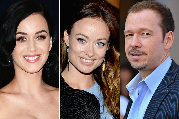 Katy Perry, Olivia Wilde and Donnie Wahlberg had some of our favorite tweets of the day.