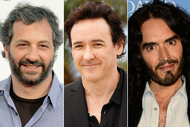 Judd Apatow, John Cusack and Russell Brand had some of our fave tweets to end the week.
