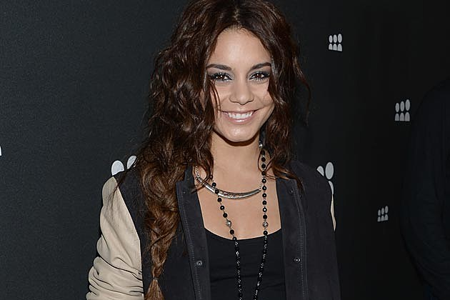 Vanessa Hudgens Side Braid