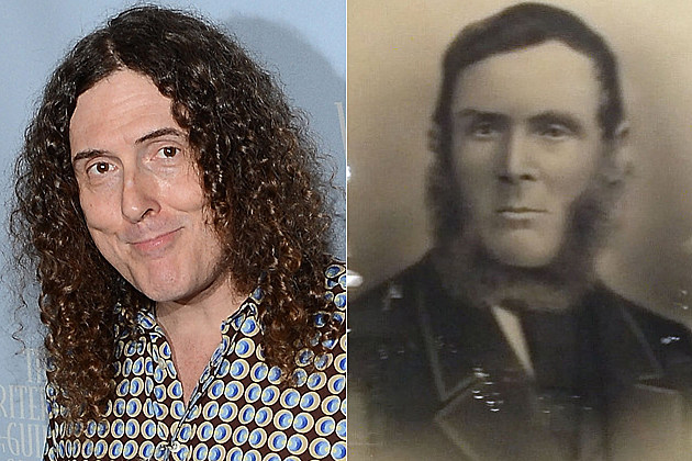 Weird Al Yankovic Civil War Portrait