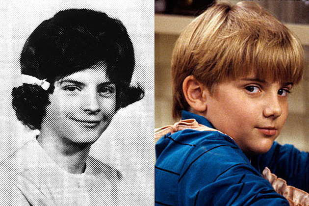 Young Kirstie Alley Jeremy Miller Growing Pains