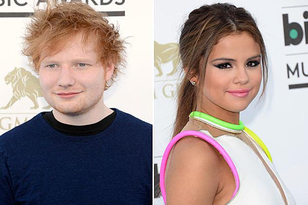 Ed Sheeran, Selena Gomez