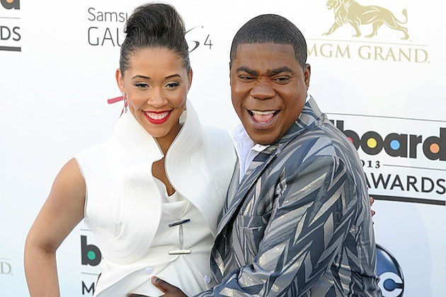 Tracy Morgan Megan Wollover
