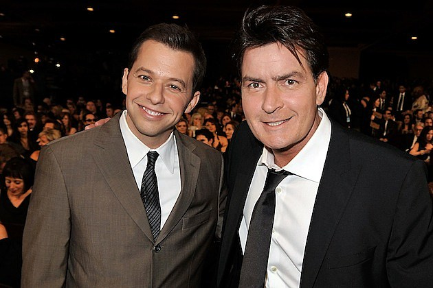 Jon Cryer Charlie Sheen