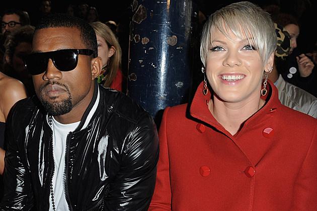 Kanye West Pink