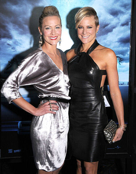 Brittany and Cynthia Daniel