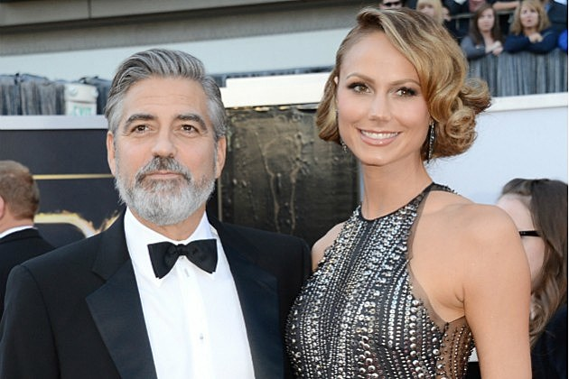 George Clooney and Stacy Keibler had the world's most boring break-up.