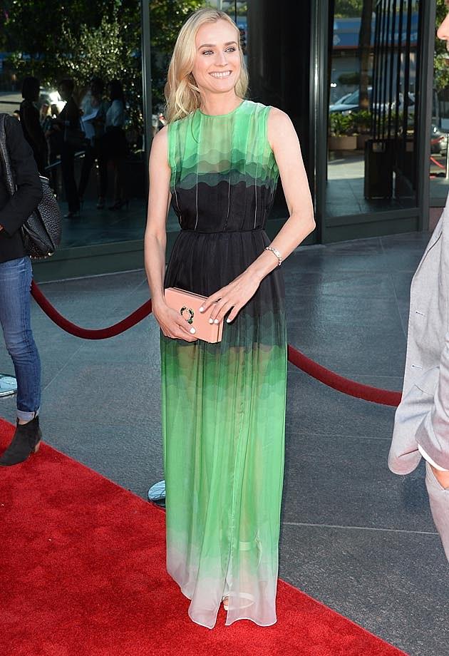 Diane Kruger Jonathan Saunders