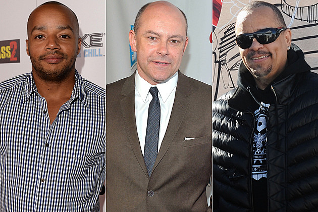 Donald Faison Rob Corddry Ice T