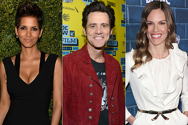 Halle Berry Jim Carrey Hilary Swank