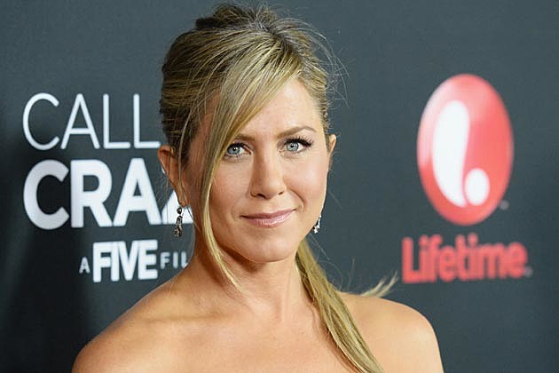 Jennifer Aniston Summer Pony