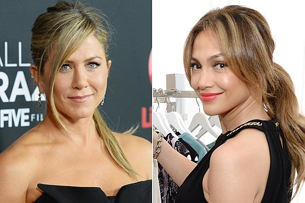 Jennifer Aniston Jennifer Lopez Summer Ponys