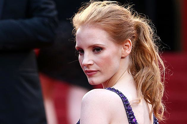 Jessica Chastain Summer Pony