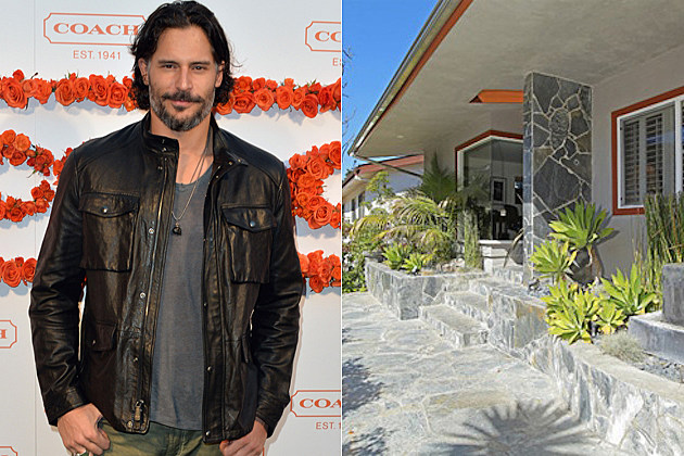Joe Manganiello Crib