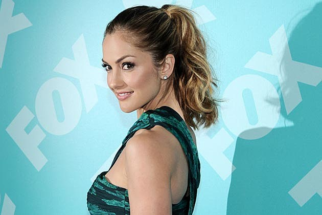 Minka Kelly Summer Pony