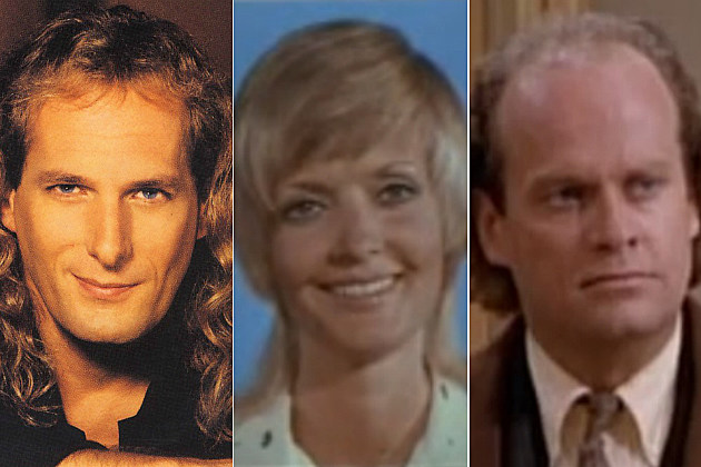 Michael Bolton, Florence Henderson and Kelsey Grammer have some of our favorite celebrity mullets.