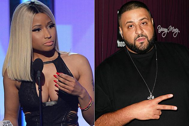 Nicki Minaj DJ Khaled